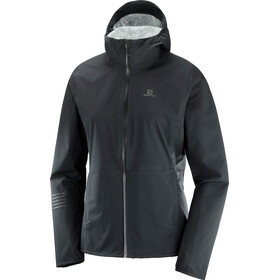 Salomon Lightning WP Veste Femme, black